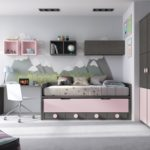 cama compacta F 054