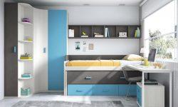 cama compacta L 018